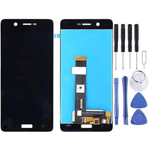YIYATIANCHENG LCD-Service-Ersatz-Touchscreen-Baugruppe LCD-Screen + Touch Panel for Nokia 5 TA-1024 TA-1027 TA-1044 TA…