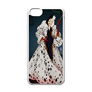 iphone5c White phone case Disney Cartoon 101 Dalmatians (Animated) EYB7277252