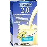 Resource 2.0 Vanilla Crème Brikpak 27 X 8oz Case *2 CASE SPECIAL* Review