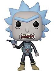 Funko Pop! Animation: Rick & Morty - Prison Escape Rick Collectible Figure