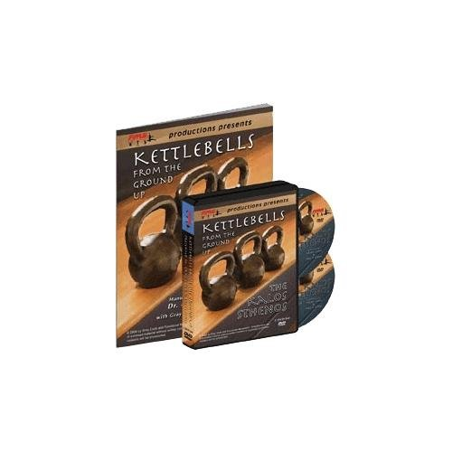 Kettlebells From the Ground Up: The Kalos Sthenos by NIGHTINGALE-CONANT CORPORATION