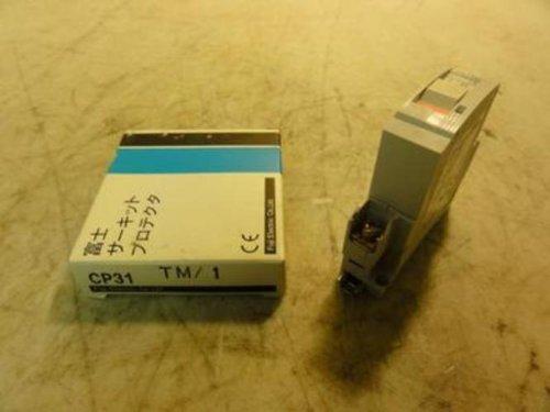 Fuji Electric CP31TM/1 Circuit Breaker 1A 250Vac - Fuji Circuit Breaker