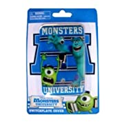 Disney Monsters University Switch Plate Cover
