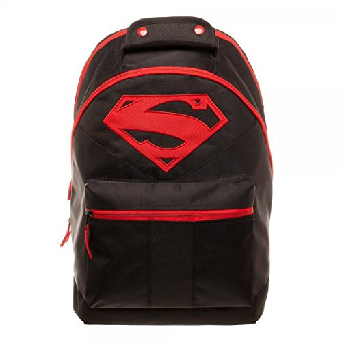Superman Backpack (Superman Rebirth Logo Backpack)