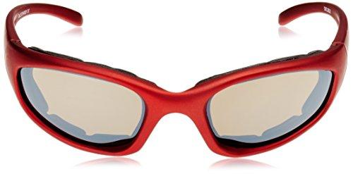 Dice sol rojo Gafas D0126 de UxqngRrUF