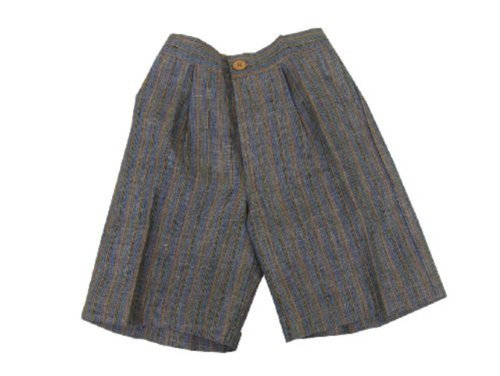 - Aby's Kids Boys Linen Shorts Multi Color 5