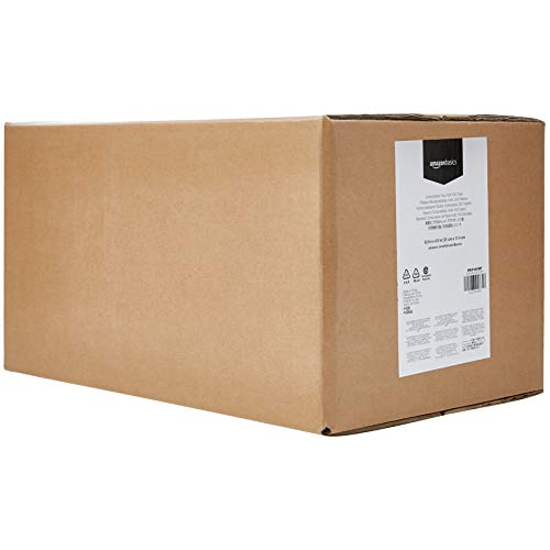 AmazonBasics Compostable Tray, Kraft, 8.3 x 4.5 Inches, 500 Trays by AmazonBasics (Image #4)