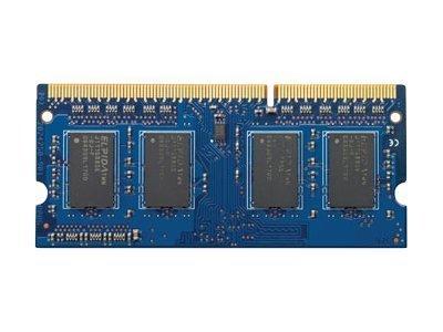 HP H6Y77AA#AC3 - Memoria RAM (8 GB DDR3L-1600 1.35V SODIMM), azul