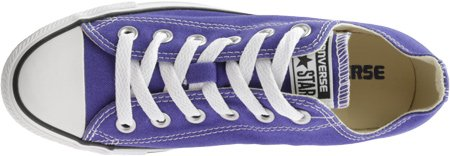 Converse CT OX Purple Womens Trainers 36 EU