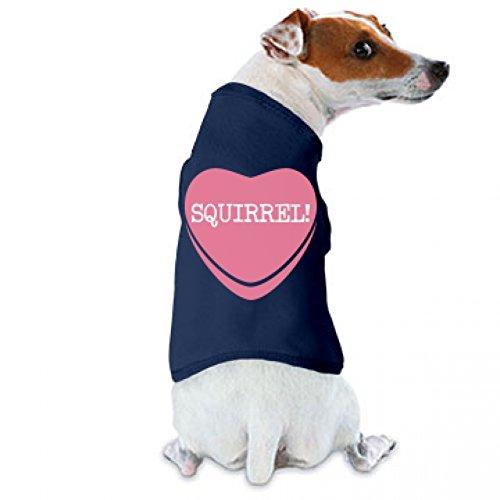 I Love--SQUIRREL!: Doggie Skins Dog Tank Top