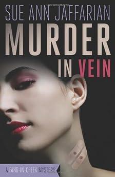 Murder in Vein (A Madison Rose Vampire Mystery) by [Jaffarian, Sue Ann]