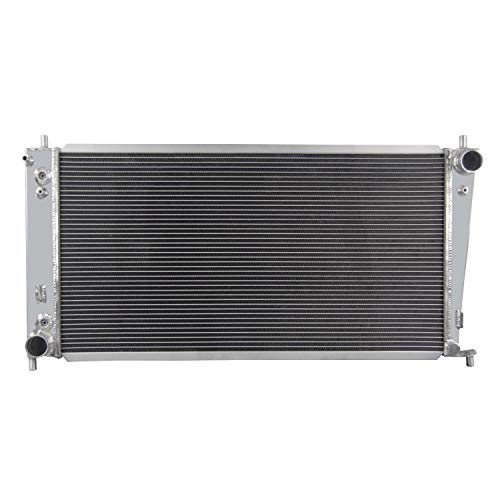 F150 F250 Expedition Radiator For Ford Lincoln Ford 1999-3Row Aluminum 2257