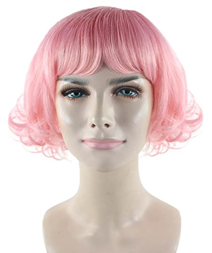 Wig for Cosplay Frenchy Grease Adult HW-1728