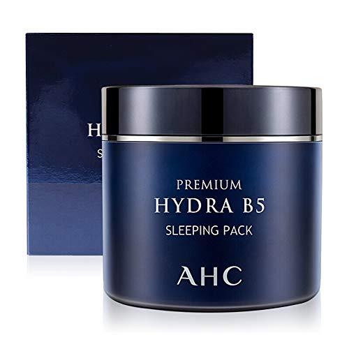 A.H.C Premium Hydra B5 Sleeping Mask Deep Moisture Night Treatment Mask,Moisturizing Mask Whitening Facial Masks Smooth Face,100ml from Inspired Capital L