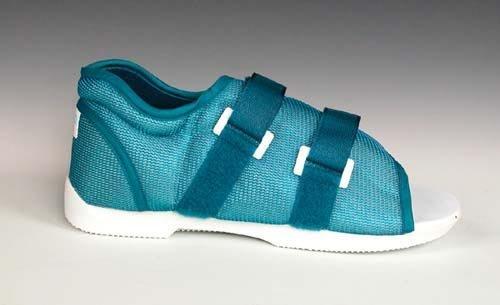 Darco Med-Surg Shoe - Medium fits Womens 6 1/2 - -8 - Model MQW2B - Each (Darco Original Med Surg Post)