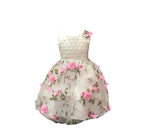 Romantic Bridals Flower Girl Dress - 8