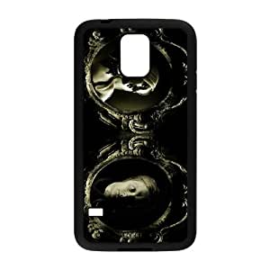 Samsung Galaxy S5 Cell Phone Case Covers Black Die Verbannten Kinder Evas as a gift I700240