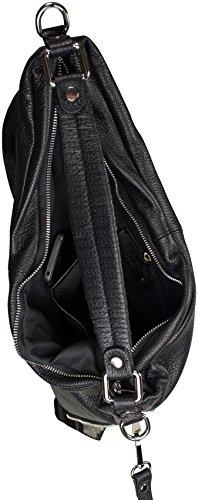 Shirin Sehan , Sac pour femme à porter à l'épaule Noir Noir