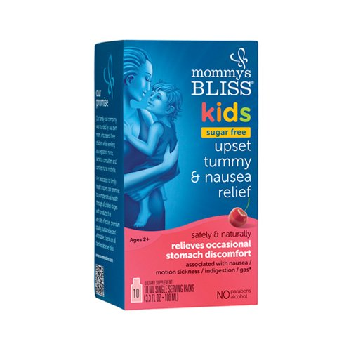 Mommys Bliss bouleversé ventre Relief For Kids - 3.3 Oz liq