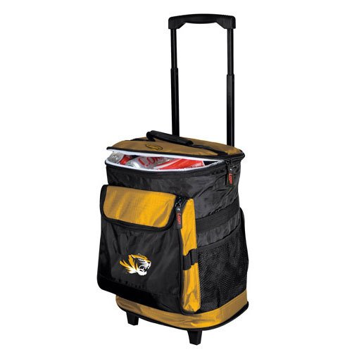 Collegiate NCAA Rolling Cooler NCAA Team: University of Missouri by Logo Chairs