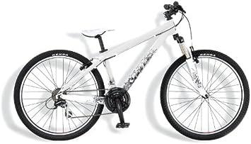 Scott Voltage YZ 40 - Bicicleta, color blanco: Amazon.es: Deportes y ...