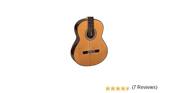 Admira Diana - Guitarra cl?sica 4/4 (tapa superior de cedro macizo ...