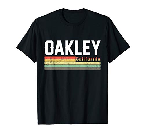 Vintage Oakley California CA T-Shirt, used for sale  Delivered anywhere in USA