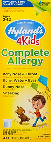 Hylands Complete Allergy Natural Children product image