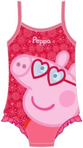 Disfraz Playa Peppa Pig Disney 1 pieza Bañador niña fucsia 1 años ...