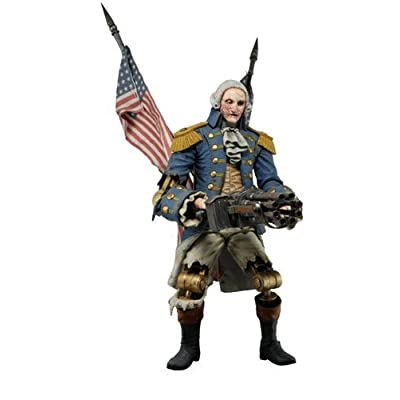 Star Images Bioshock Infinite George Washington Heavy Hitter Patriot Figure: Toys & Games