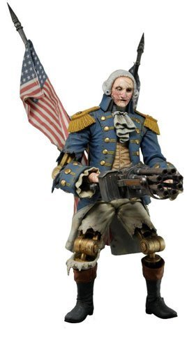 Star Images Bioshock Infinite George Washington Heavy Hitter Patriot Figure