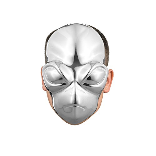 Disguise Costumes Alien Chrome Adult