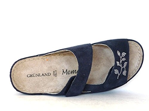 Grünland Modello Blu Ciabatta Codice Ci1315 Fiba 38 Donna qqrTRpwx8