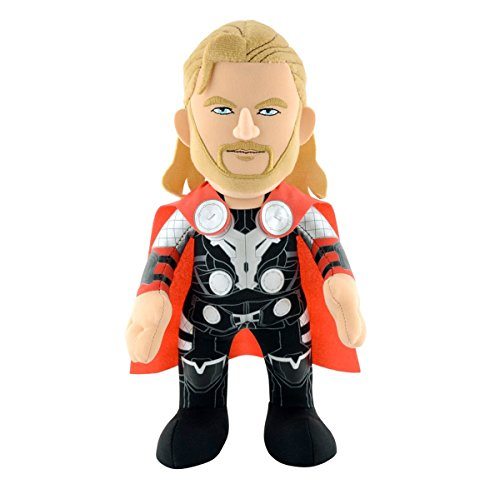 Bleacher-Creatures-Marvels-Avengers-2-Age-of-Ultron-Thor-10-Plush-Figure