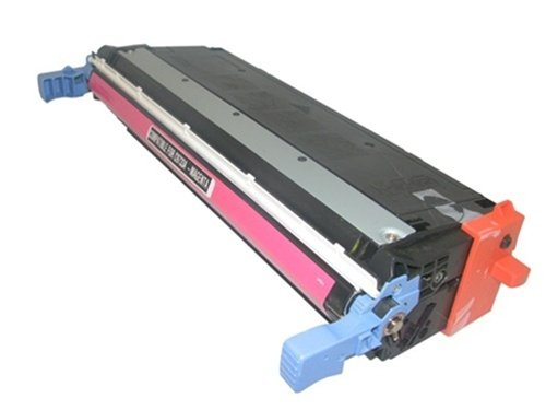 Calitoner Remanufactured Toner Cartridge Replacement for HP C9733A ( Magenta )