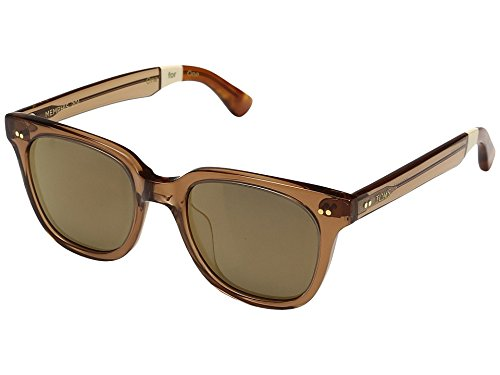 TOMS Unisex Memphis 201 Ash Brown Crystal - Sunglasses In Person