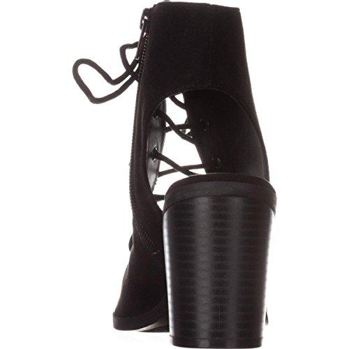 Amerikaanse Rag Ar35 Savanah Lace-up Casual Sandalen - Zwart