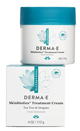 derma e Skinbiotics Treatment Creme, 4 Ounce (Antifungal Creme)