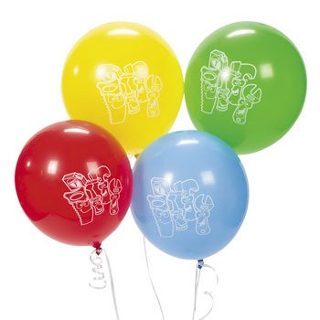 12 ct – Tool Birthday Party Latex Balloons, Health Care Stuffs