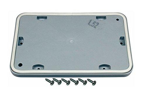Sportello per manutenzione per asciugatrici Bosch, Siemens (kit riparazione con 6viti) VIOKS
