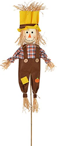 Giant Friendly Scarecrow Yard Stake (Yard Scarecrow Stake)