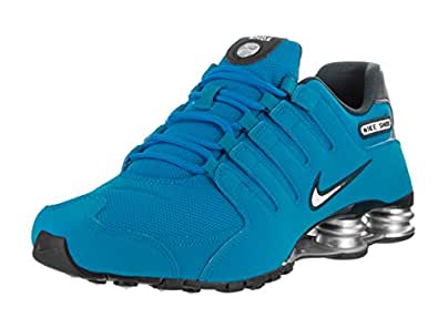 Amazon.com | Nike Men's Shox NZ Running Shoe | Road Running