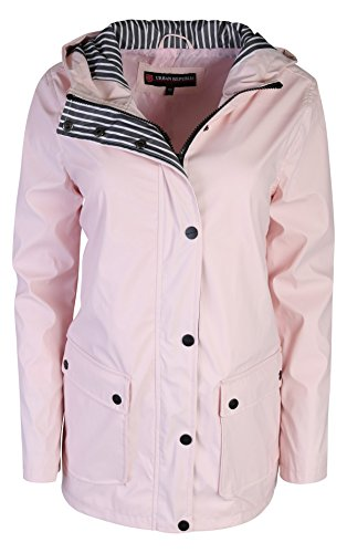 Urban Republic Womens Lightweight Raincoat