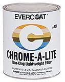 Evercoat Fibreglass 839 Chrome-A-Lite Body Filler - Quart