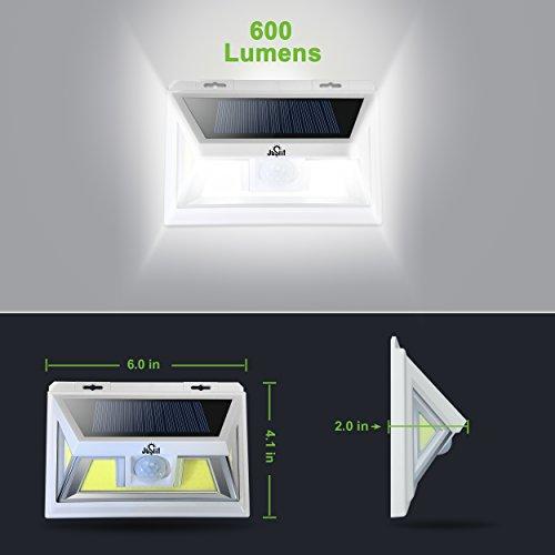 Atomic Beam Sunblast Motion Sensor Light Solar Powered