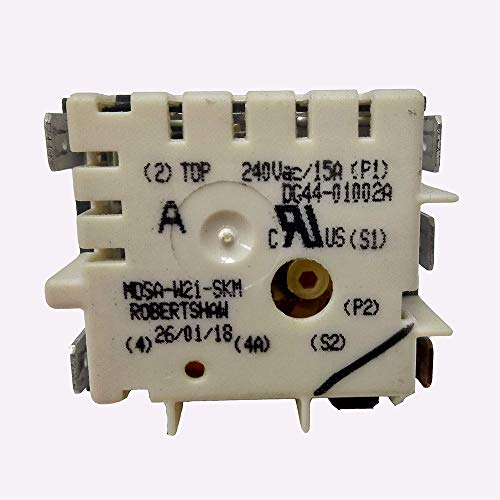 Energy Regulator - Dual Energy Regulator Infinite Switch Samsung OEM DG44-01002A