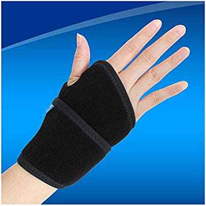 Wrist Support Wristband Dual-Use Sports Protection for Men and Women Prevent Wrist Pain Estimated Price £19.15 -