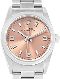 Oyster Perpetual Automatic-self-Wind Female Watch 67480 (Certified Pre-Owned)