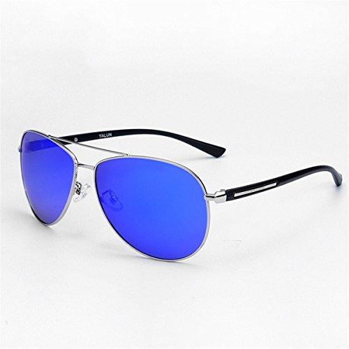 Sol conduciendo Color KOMNY Gafas Azul Gafas Blue conduciendo polarizantes Membrana Gafas Unas Membrane sapos Sol de de Film Hombre 8WX17g1wqr