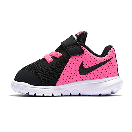 Nike Girls' Flex Experience 5 (TDV) Toddler Shoe #844993-600 (10 Toddler M) (Nike Kids Shoes Size 10)